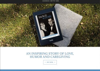 Dance With Me Book Website