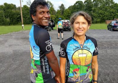 Penns Valley Pedals & Pints Jersey