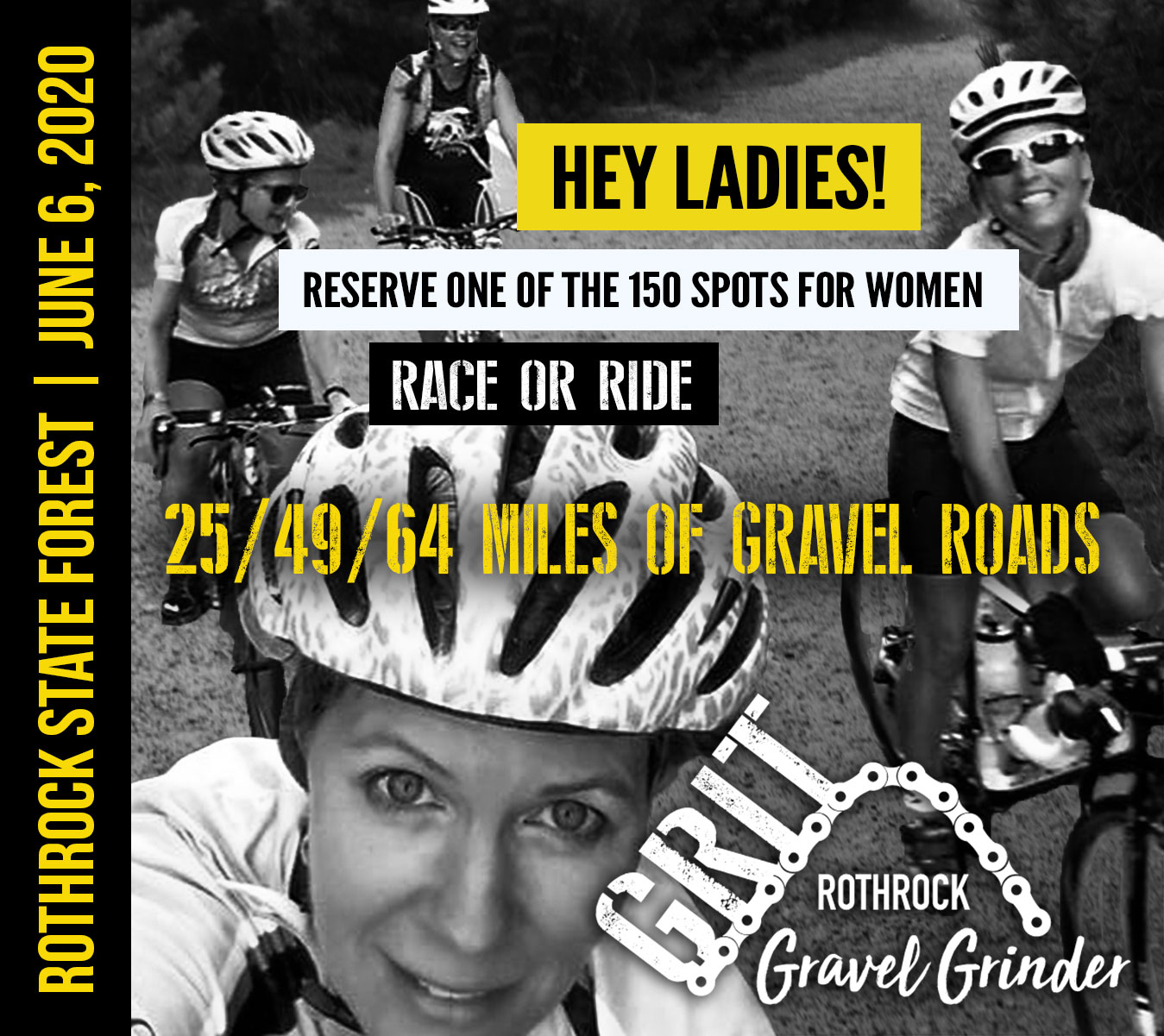 GRIT Ladies Post