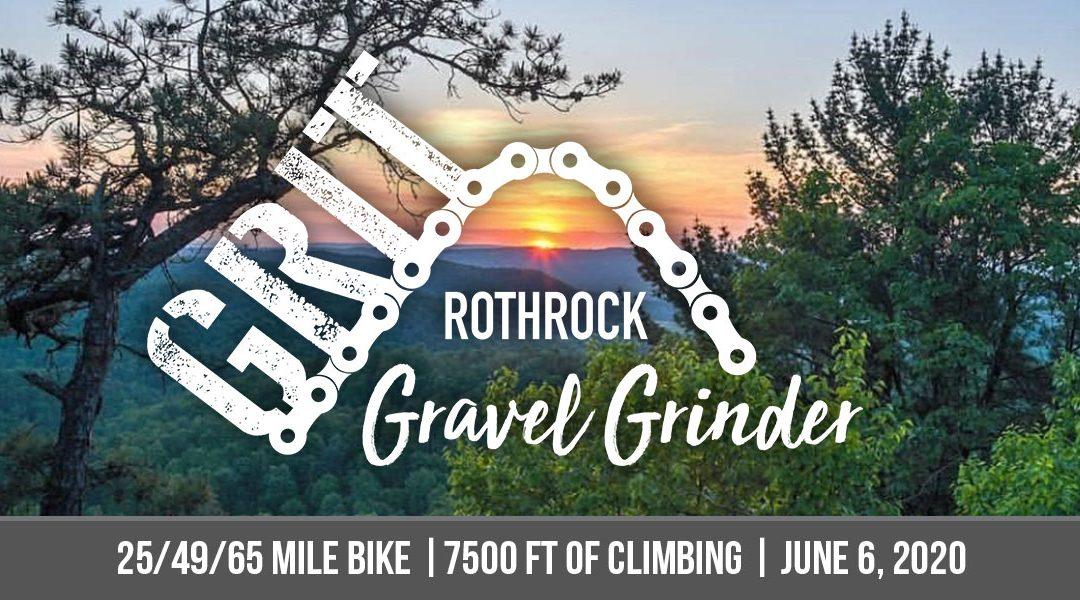 The 2020 Rothrock GRIT Gravel Grinder Race Gets Branded