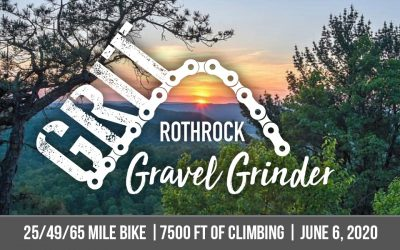 The 2020 Rothrock GRIT Gravel Grinder Race Gets Branded